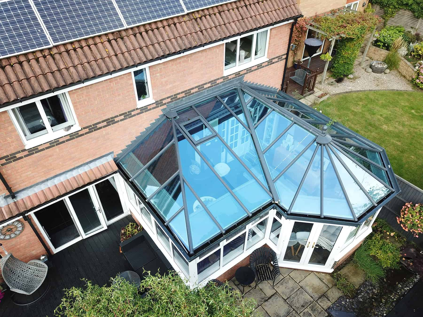 Conservatory design and installation